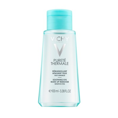 Vichy Pureté Thermale Soothing Eye Make Up Remover Sensitive Eyes 100 ml