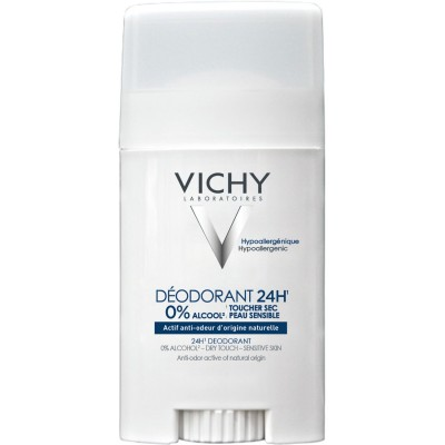 Vichy 24H Deodorant Dry Touch Sensitiv Skin 40 ml
