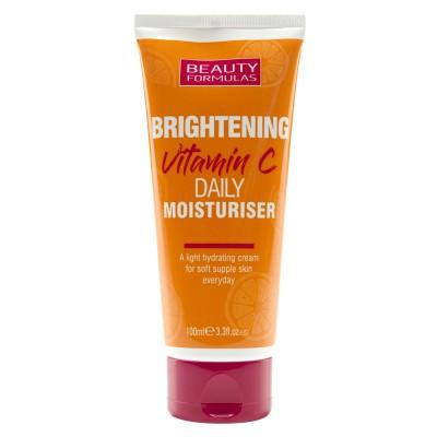 Beauty Formulas Brightening Vitamin C Daily Moisturiser 100 ml