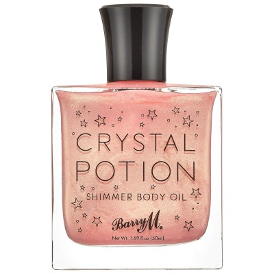 Barry M. Crystal Potion Shimmer Body Oil 50 ml