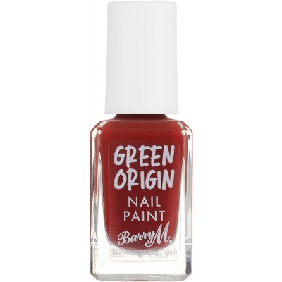 Barry M. Green Origin Nail Paint Red Sea 10 ml