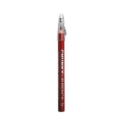 Technic Chunky huultenrajauskynä Bright Red 3,5 g