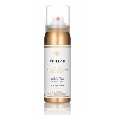 Philip B Jet Set Precision Control Hair Spray 60 ml
