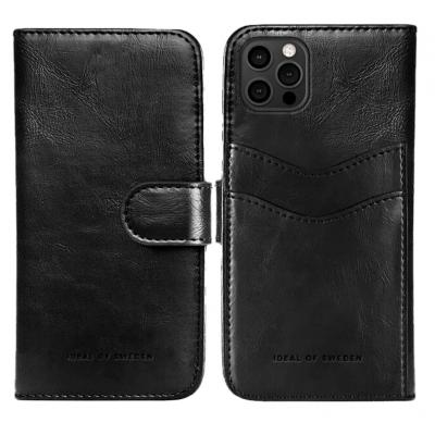 iDeal Of Sweden Magnet Wallet+ iPhone 12 Mini Black iPhone 12 Mini
