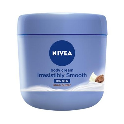 Nivea Irresistibly Smooth Body Cream 400 ml