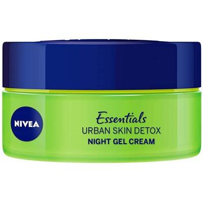 Nivea Urban Skin Detox Night Gel Cream 50 ml