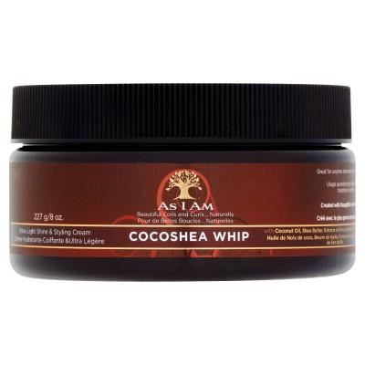 As I Am Cocoshea Whip Hair Cream 227 g