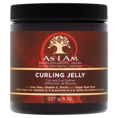 As I Am Curling Jelly Coil og Curl Definer 227 g