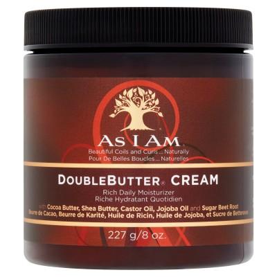 As I Am Double Butter Cream 227 g