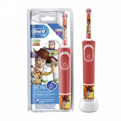 Oral-B Vitality 100 Kids Toy Story Elektrisk Tannbørste 1 stk