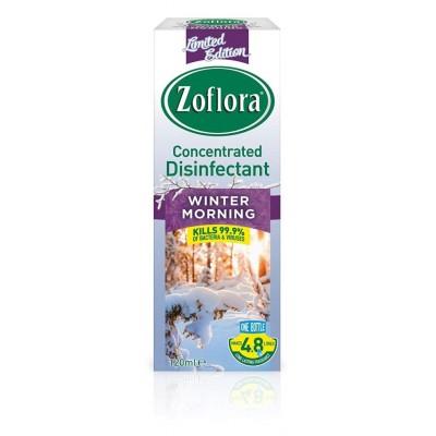 Zoflora tiivistetty desinfiointiaine Winter Collection Winter Morning 120 ml