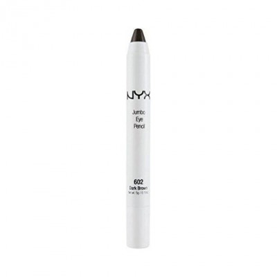 NYX Jumbo Eye Pencil Shadow & Liner Dark Brown 5 g