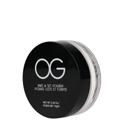 Outdoor Girl Bake And Set Powder Translucent 10 g