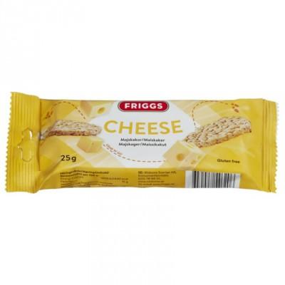 Friggs maissikakut Juusto 25 g