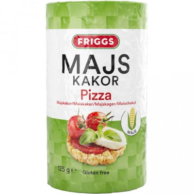 Friggs maissikakut Pizza 125 g
