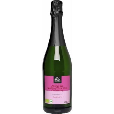Urtekram Alcohol Free Sparkling White Wine Chardonnay 750 ml