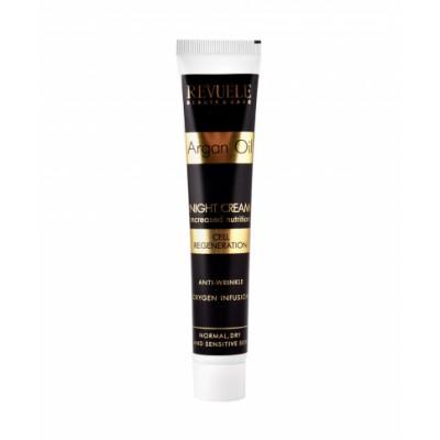 Revuele Argan Oil Cell Regeneration Night Cream 50 ml