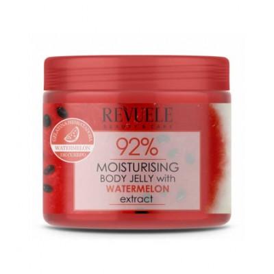 Revuele Moisturising Body Jelly Watermelon 400 ml
