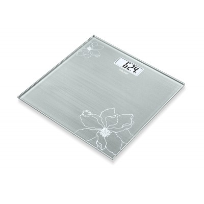 Beurer GS10 Bathroom Scale Silver 1 st