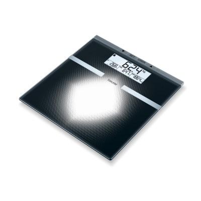 Beurer BG21 Glass Diagnostic Bathroom Scale 1 st