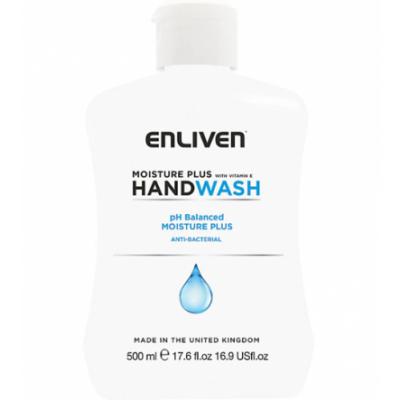 Enliven Anti-Bacterial Handwash Moisture Plus 500 ml