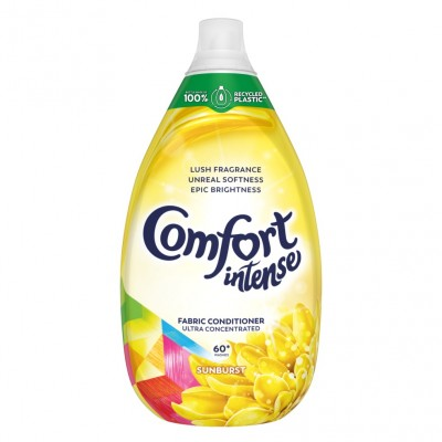 Comfort Intense Sunburst Fabric Conditioner 900 ml