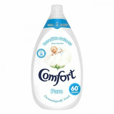 Comfort Intense Pure Fabric Conditioner 900 ml