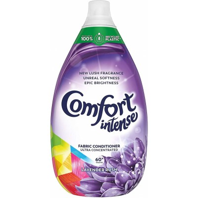Comfort Intense Lavender Rush Fabric Conditioner 900 ml