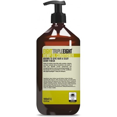 Triple Eight  Hemp Oil Conditioner 1000 ml