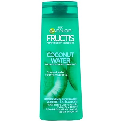 Garnier Fructis Coconut Water Shampoo 400 ml