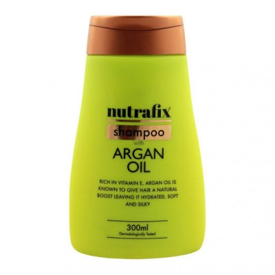 Nutrafix Shampoo With Argan Oil 300 ml