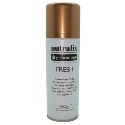 Nutrafix Dry Shampoo Fresh 200 ml
