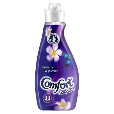 Comfort Blueberry & Jasmine Fabric Conditioner 1165 ml