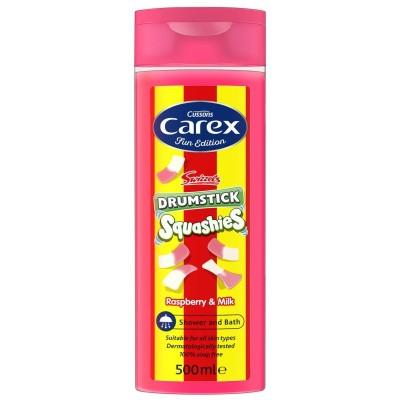 Carex Shower & Bath Swizzels Drumsticks Squashies 500 ml