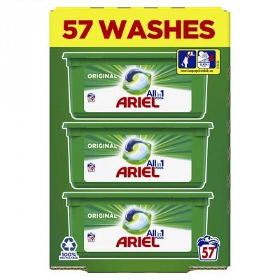 Ariel All-In-1 Pods Original 57 st