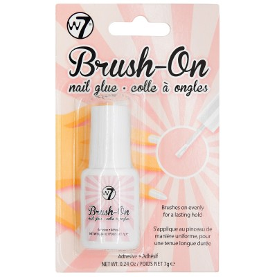W7 Brush On Nail Glue 7 g