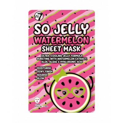 W7 So Jelly Watermelon Sheet Mask 1 kpl