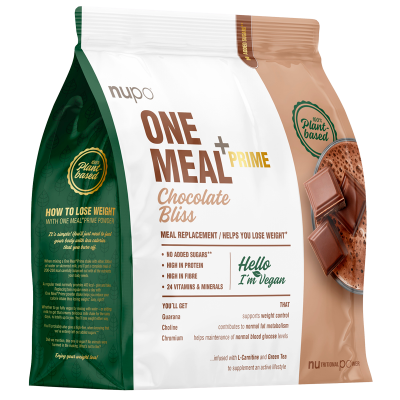Nupo One Meal +Prime Chocolate Bliss 360 g
