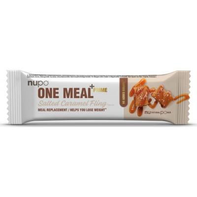 Nupo One Meal +Prime Bar Salted Caramel Fling 64 g