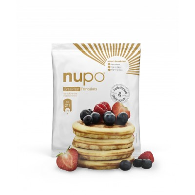 Nupo One Meal Breakfast Pancakes 60 g