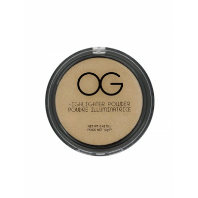 Outdoor Girl Highlighter Powder Shimmer Champagne 12 g