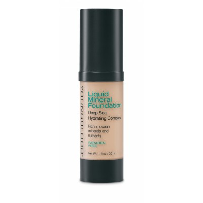 Youngblood Liquid Mineral Foundation Pebble 30 ml