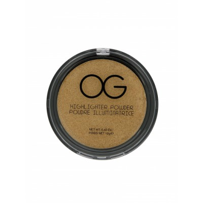 Outdoor Girl Highlighter Powder Shimmer Gold 12 g