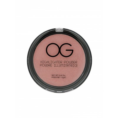 Outdoor Girl Highlighter Powder Shimmer Pink 12 g