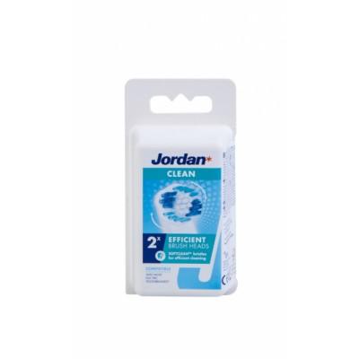 Jordan Clean Brush Heads 2 st
