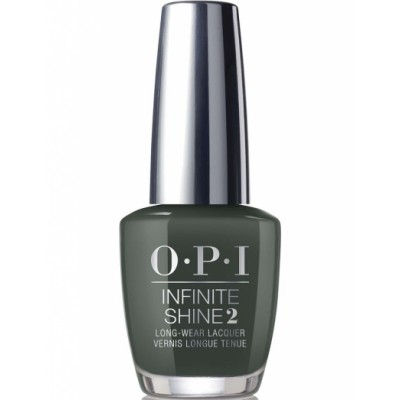 OPI Infinite Shine Things I've Seen In Aber-Green 15 ml
