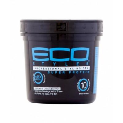 Ecostyler Super Protein Styling Gel 473 ml