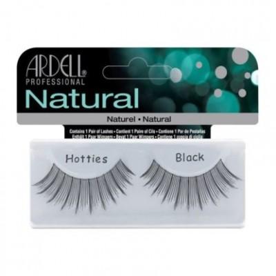 Ardell Natural Lashes Hotties Black 1 par