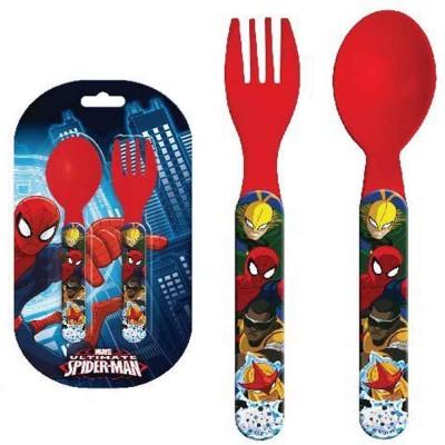 Marvel Bestiksæt Spiderman 2 stk