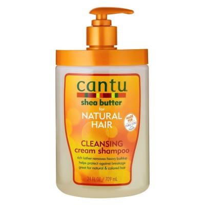 Cantu Shea Butter For Natural Hair Cleansing Cream Shampoo 709 ml